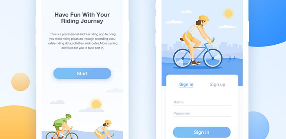 Bike Share App Development- App Developer BC