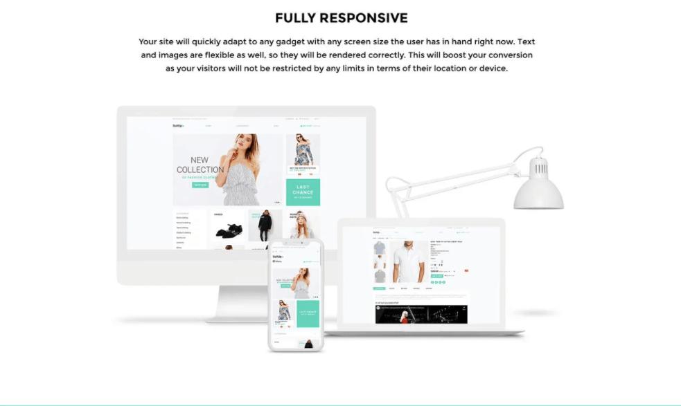 Shopify Fashion Store Design Vancouver