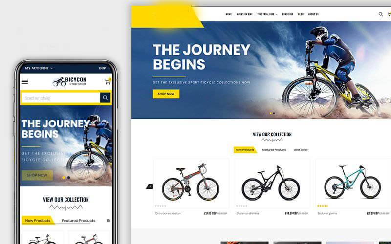 Shopify Website Design Richmond