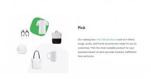 Shopify POD Web Design